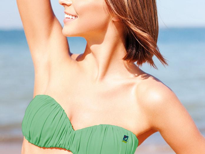 Playa Senator, Colores & personalidad - Verde