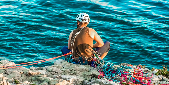 Playa Senator - Escalada en Aguadulce