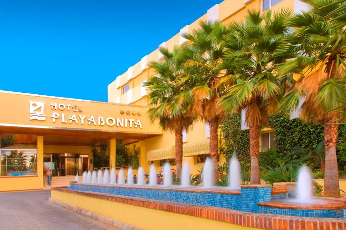 Hotel Playabonita Benalmádena