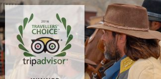 OASYS MiniHollywood Trpadvisor Travellers Choice Awards 2016