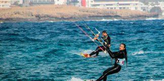 Kitesurf un deporte extremo para todo el año