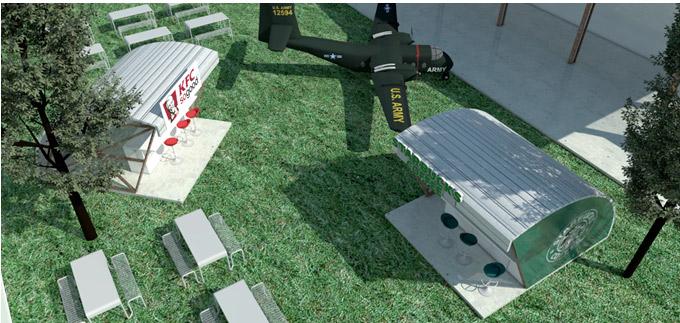 Proyecto para construir un Centro Multicultural Base Naval de Rota