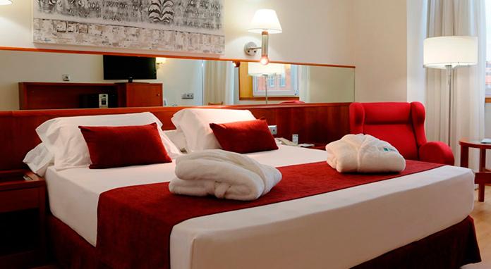 Habitación de Hotel Senator Barcelona
