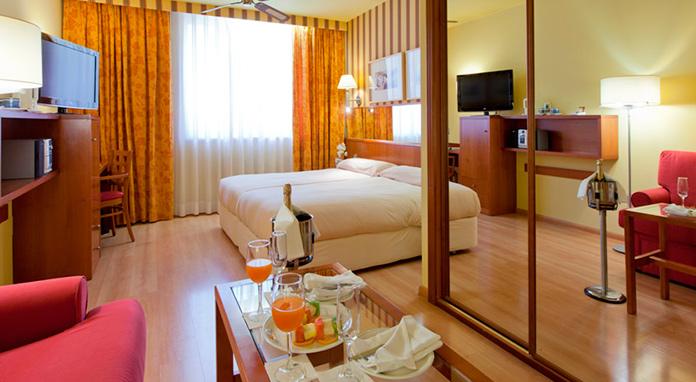 Habitación Doble Hotel Senator Barcelona