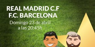 Real Madrid C.F. - F.C. Barcelona 23 de abril de 2017