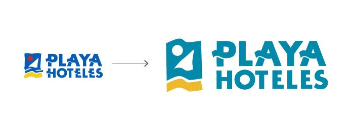 Cambio de marca de Playa Hoteles