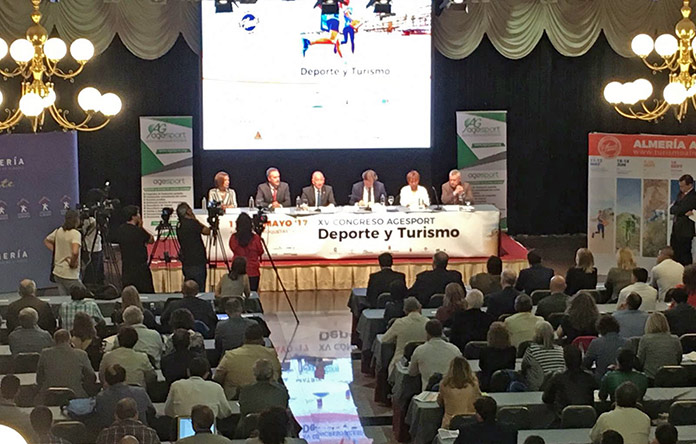 XV Congreso AGESPORT