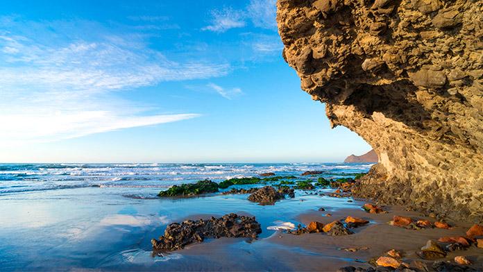 Playa de El Mónsul