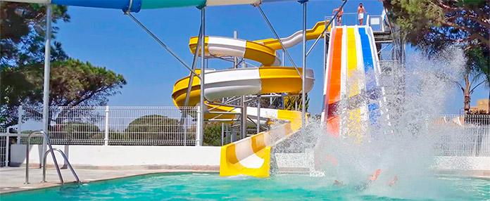 Piscina del Playacartaya Spa Hotel