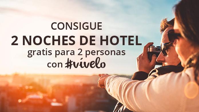 Concurso vivelo hotel gratis