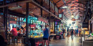 Mercado de San Miguel Madrid
