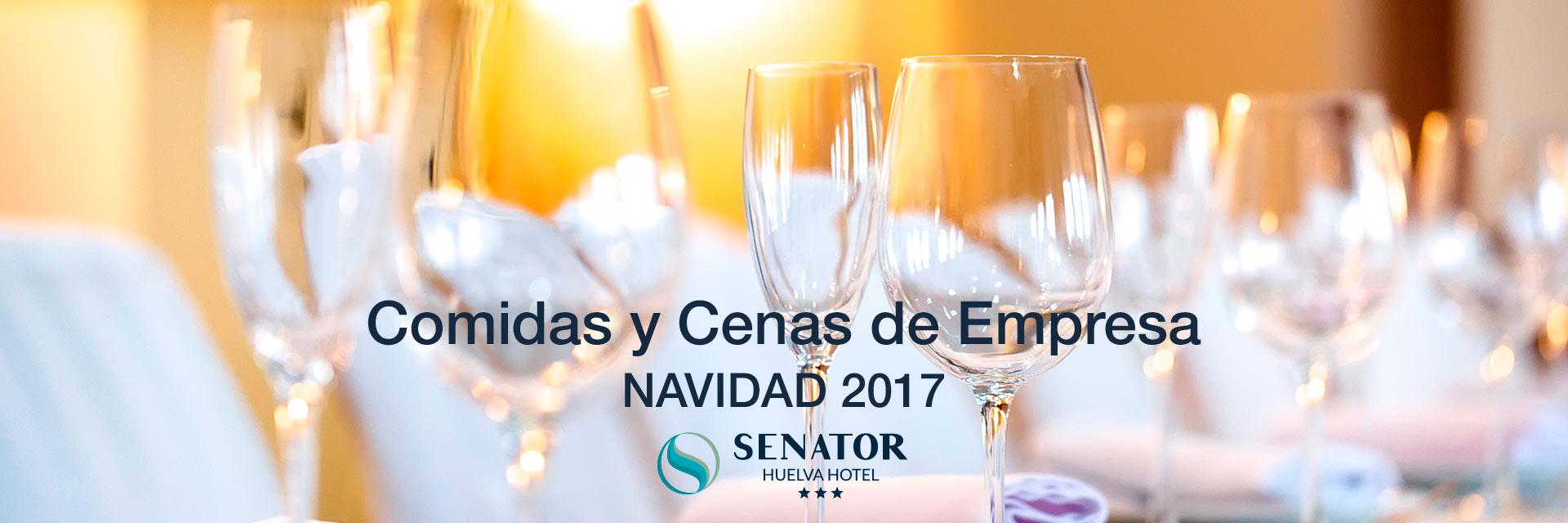Comidas y cenas de empresa Senator Huelva Hotel