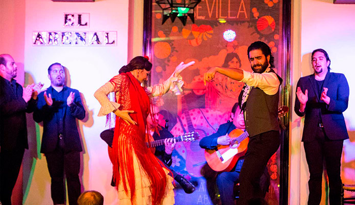 El Arenal tablao Sevilla