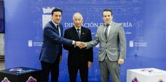 Firma con la diputación de Almería