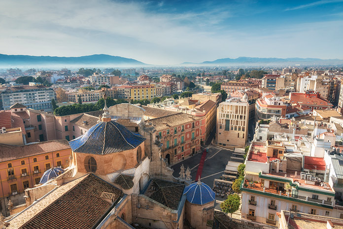 Turismo en Murcia