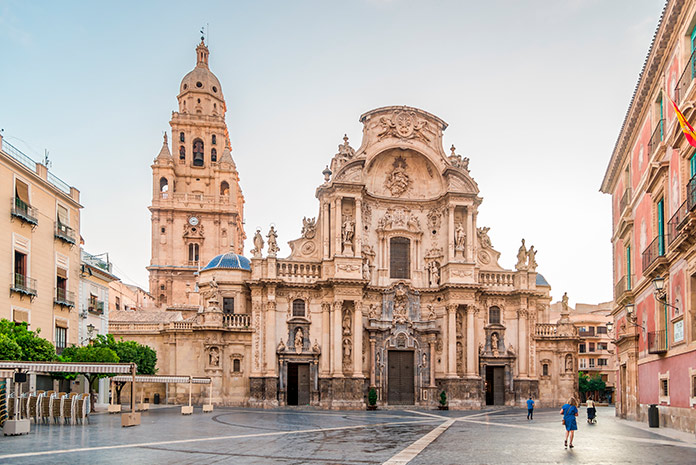 Qué ver en Murcia