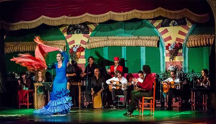 Tablaos flamencos en Sevilla