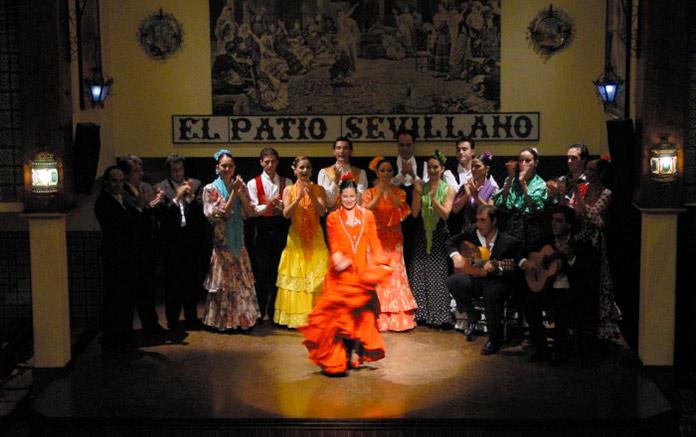 Los mejores tablaos de Sevilla
