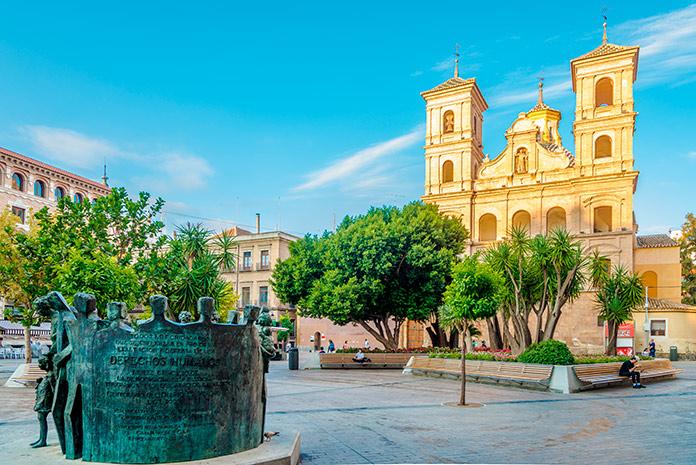 Murcia en dos días