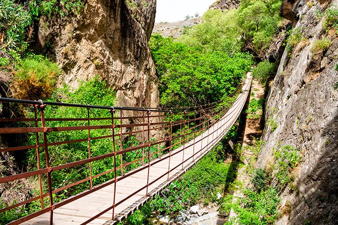 Puente de los Cahorros