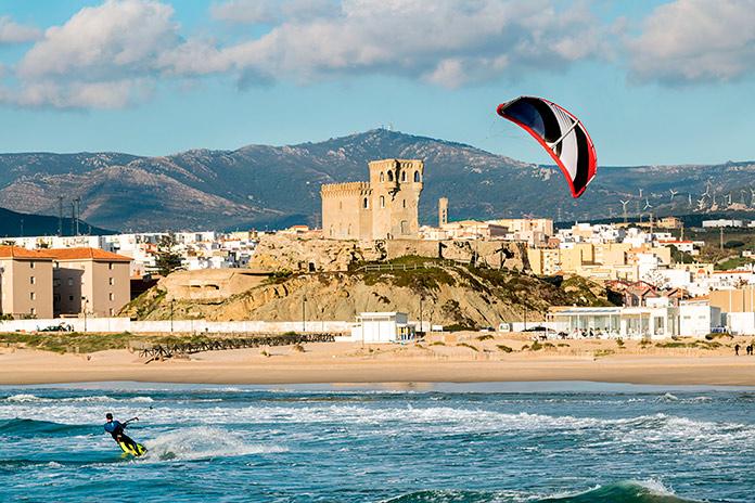 Surf en Cádiz