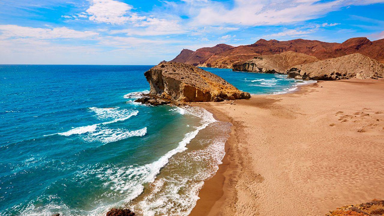 Las 10 Mejores Playas De Almería Actualizado 2019