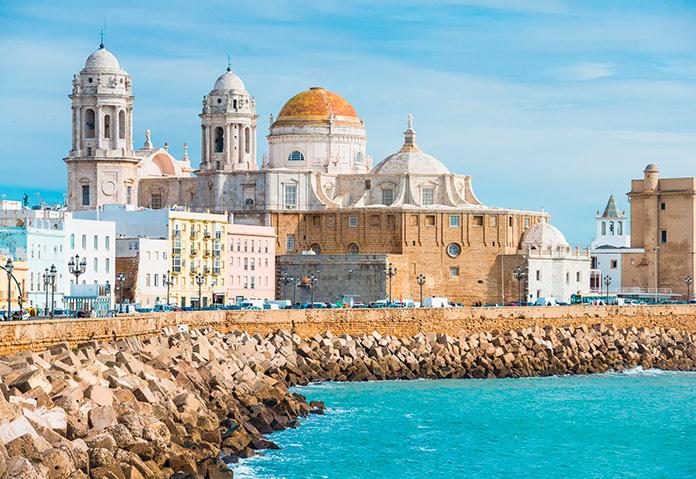 Cádiz en carnavales