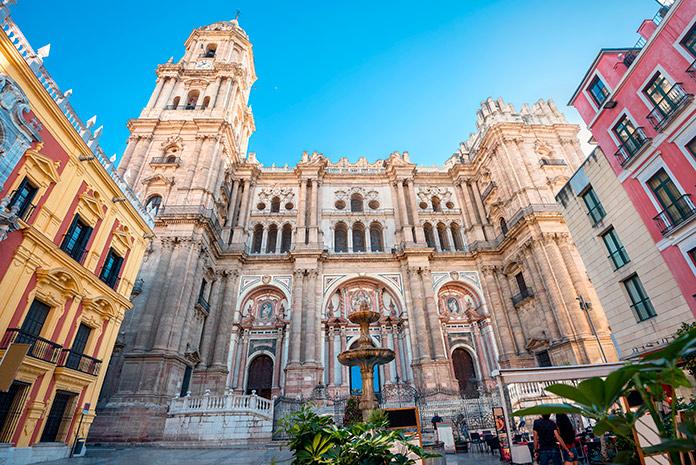 Manquita, catedral de Málaga