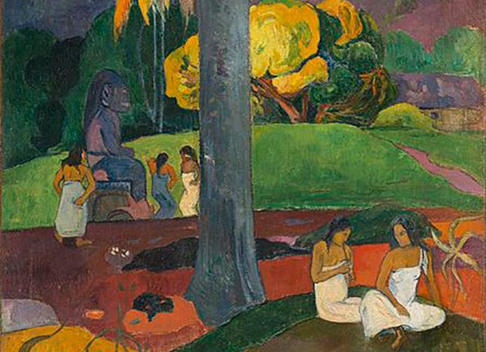Mata Mua Gauguin