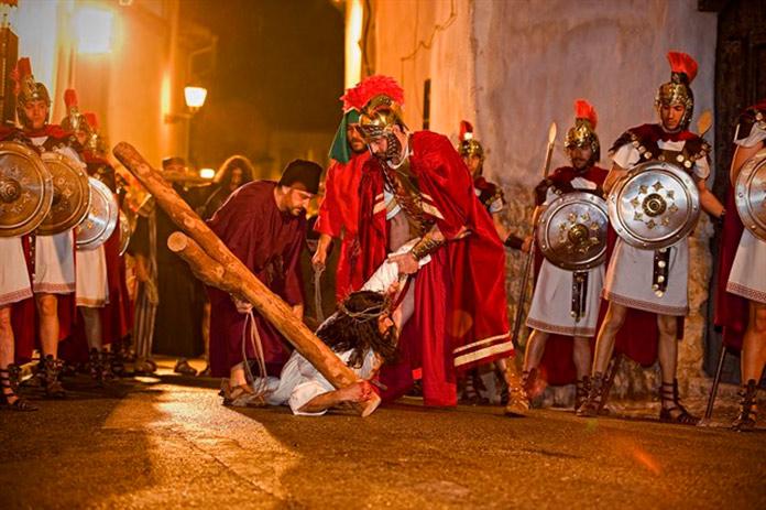 La Pasión de Cristo de Chinchón