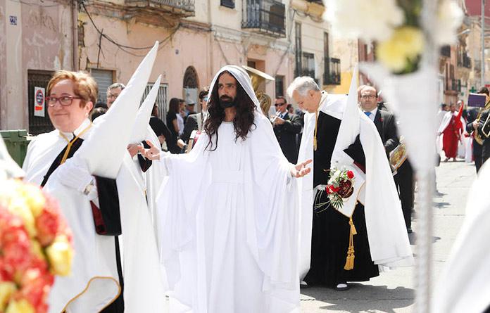 El desfile de Resurrección