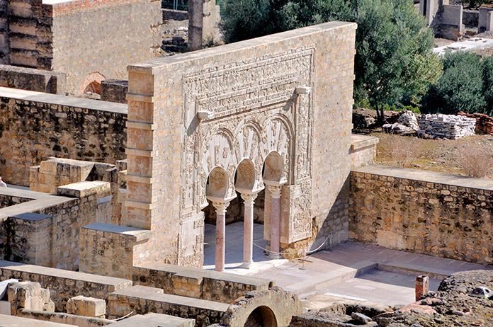Medina Azahara of Córdoba