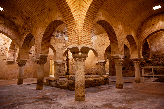 Arab Baths of Jaén