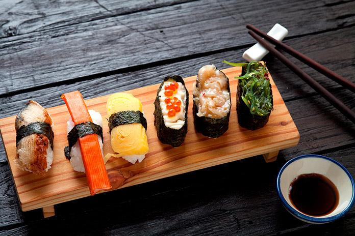 Clase de sushi