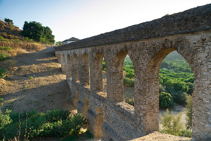 Acueducto romano Almuñécar