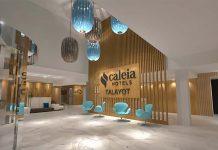 Hall Caleia Talayot Spa Hotel