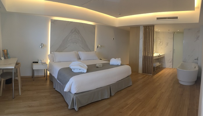 habitacion caleia talayot spa hotel