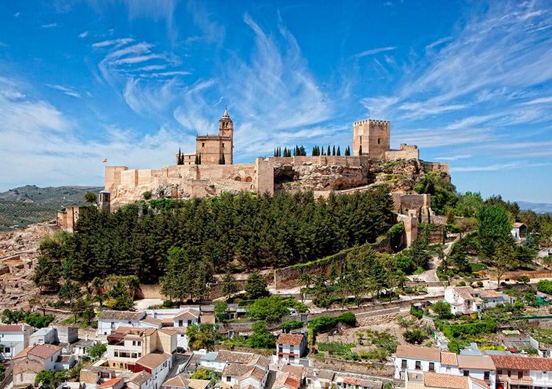 Castillo Alcalá la Real