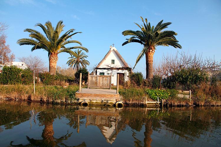 parque natural de la albufera valencia