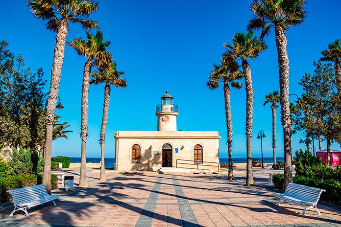 Faro de Sabinar