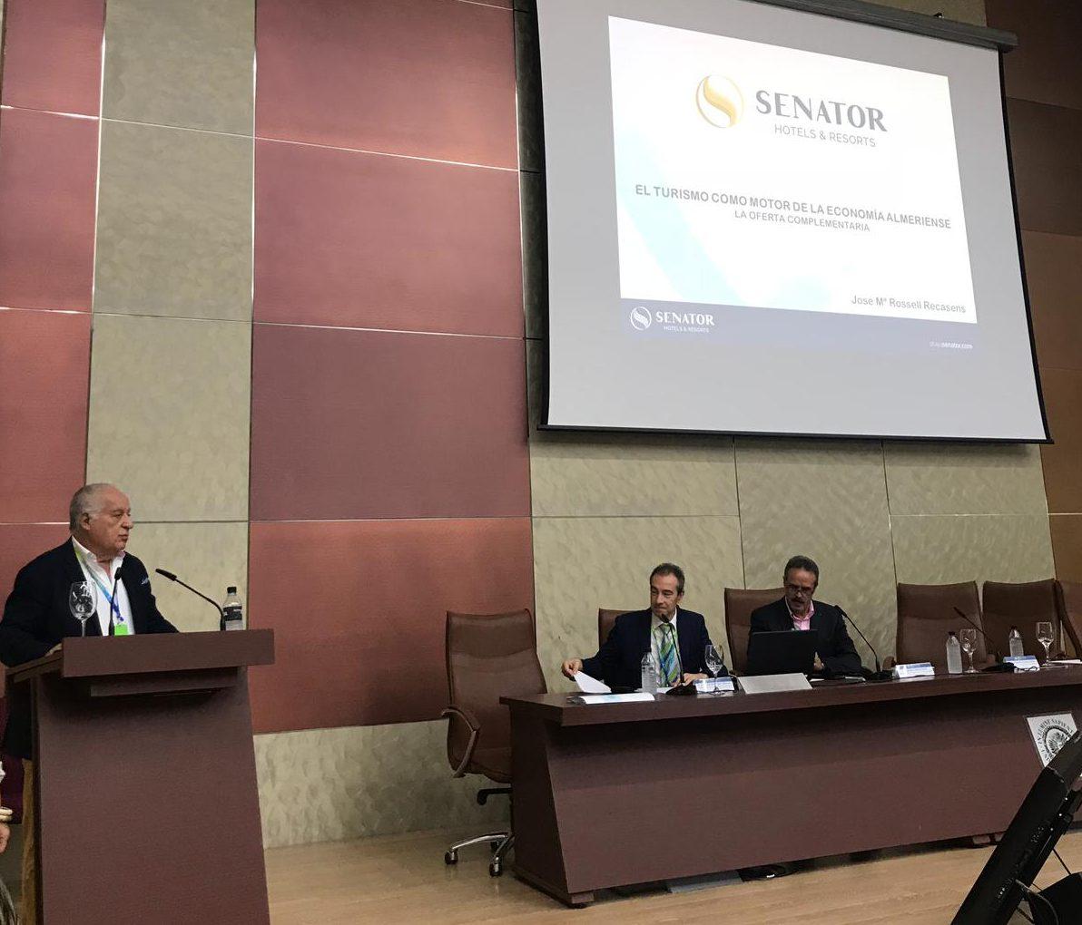 Conferencia Don José María Rossell Recasens