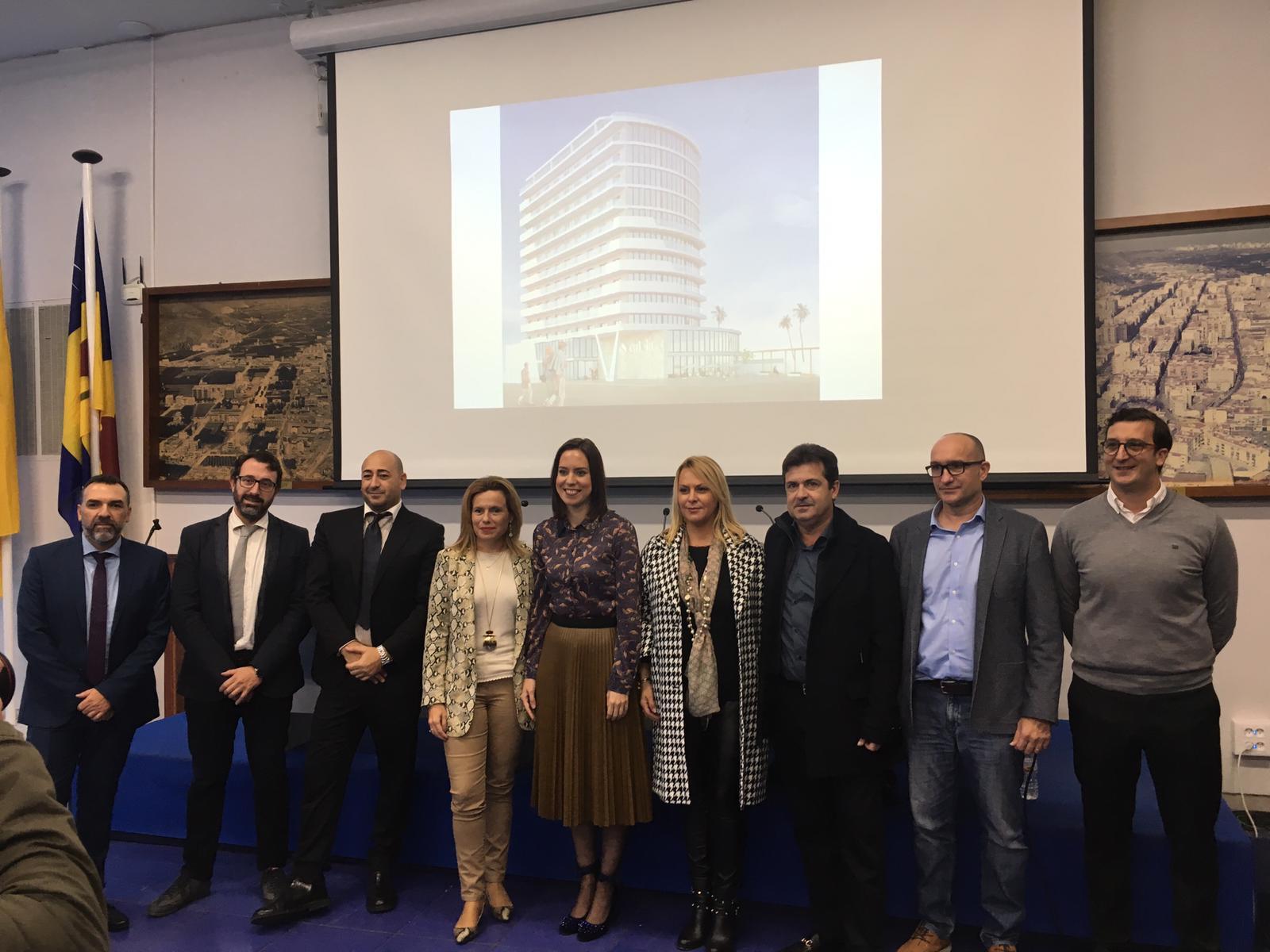 Acto presentacion Caleia Gandia Spa Hotel