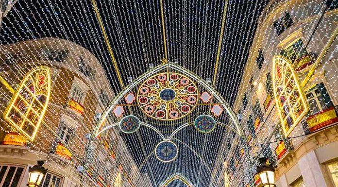 Navidades en Málaga