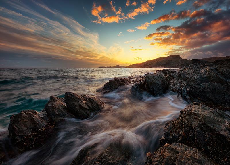 Playa de Percheles (Mazarrón)