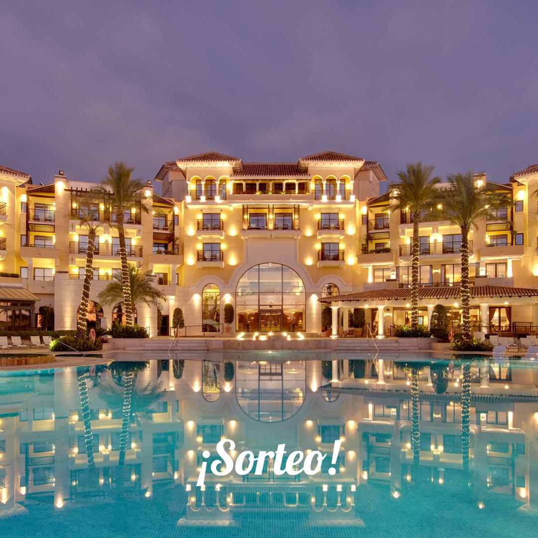 Sorteo Caleia Mar Menor Golf & Spa Resort