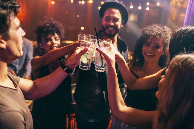 clubbing marbella